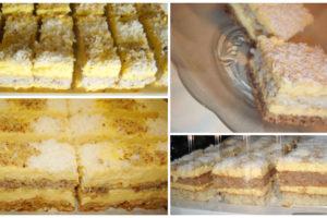 Rafaelo kolač... Recept dobijen iz slastičarne, predivan kolač.