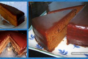 "Sacher torta po receptu bečkog hotela ""Sacher"" !"