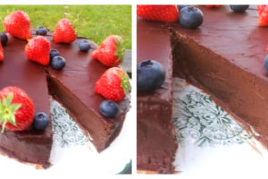 Sa 2 sastojka do fantastične čokoladne torte