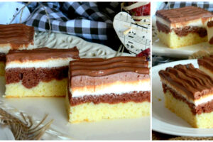 Ovaj kolač sa sirom je drugačiji od svih ostalih koje sam isprobala i toliko je fin da žalim šta sam radila pola doze :)