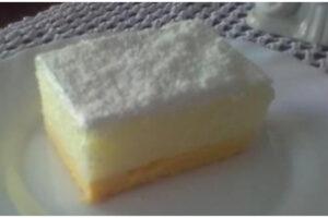 KREMPITA SA KOKOSOM: Brzi kolač čiji okus će vas oduševiti